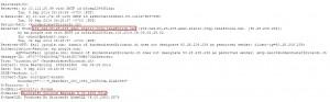 Eigenschaften  SPAM Mail