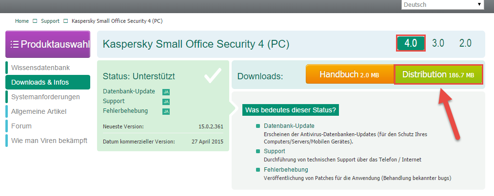 Kaspersky Small Office Security 4 Full Install