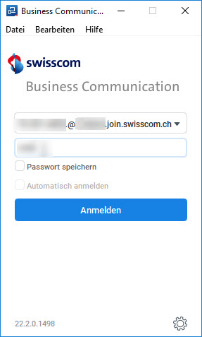 Business Communication App